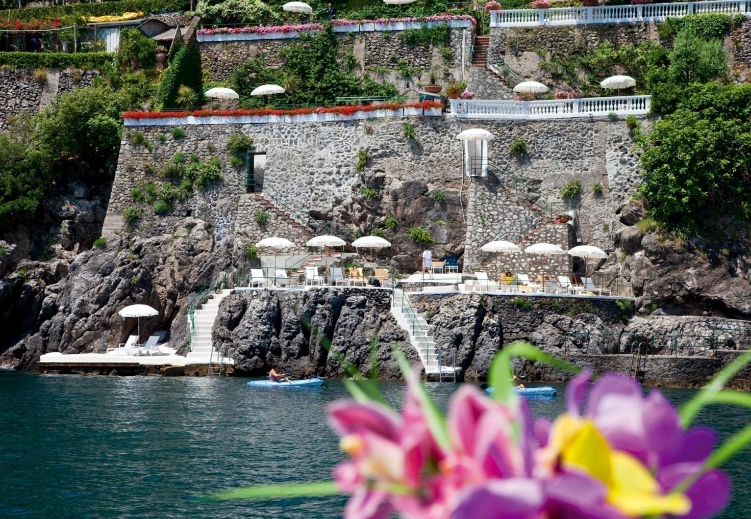 Hotel Feature Palazzo Avino Ravello Italy Amalfi Coast